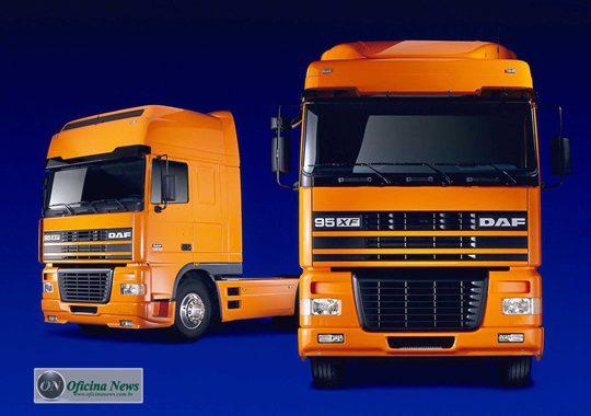Montadora de caminhões DAF comemora 90 anos de história