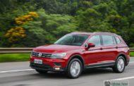 Volkswagen do Brasil apresenta o novo SUV Tiguan Allspace