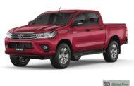 Toyota expõe Hilux SR diesel 4x4 automática na ExpoLondrina