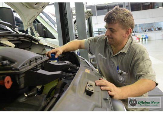 Mercedes-Benz lança planos de manutenção personalizados