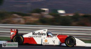 Parceria da Peugeot com McLaren na F-1, em 1994, não teve sucesso (McLaren)