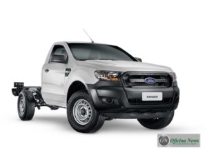 Ford apresenta a Ranger 2019 com novas versões Diesel XL