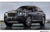 Coluna De Carro Por Aí: O Suve Rolls Cullinan. Nome tão feio quanto.