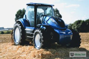 New Holland T6. Movido a bosta?