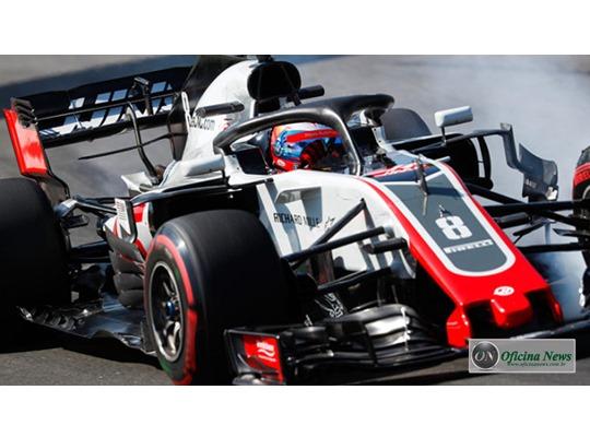 Coluna Conversa de pista: A cada rodada Grosjean traça seu destino