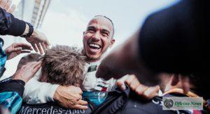 Hamilton aumentou a liderança no campeonato com sua segunda vitória consecutiva (Mercedes)