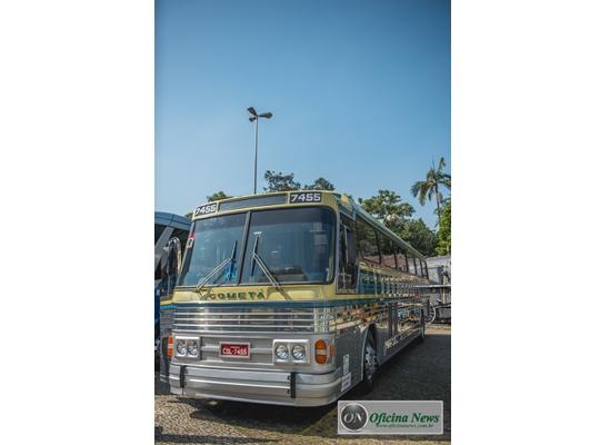 Ônibus Flecha viaja pelo Brasil para celebrar aniversário