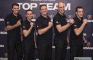 Equipe Btec disputa final mundial do Scania Top Team 2018