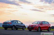 Coluna Alta Roda: Yaris reforça linha Toyota