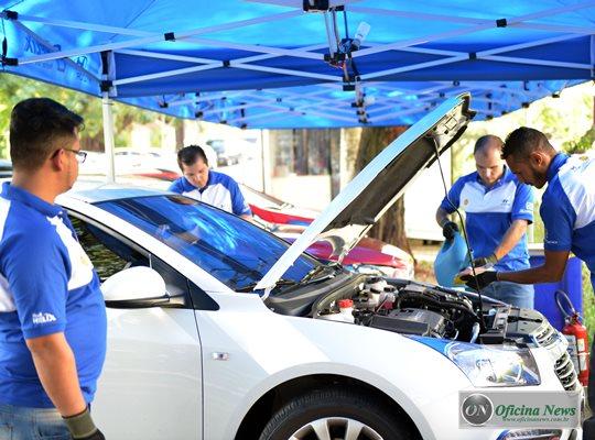 Hyundai realiza inspeção veicular gratuita neste sábado