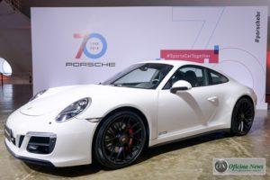 Porsche celebra 70 da criação de seu primeiro protótipo
