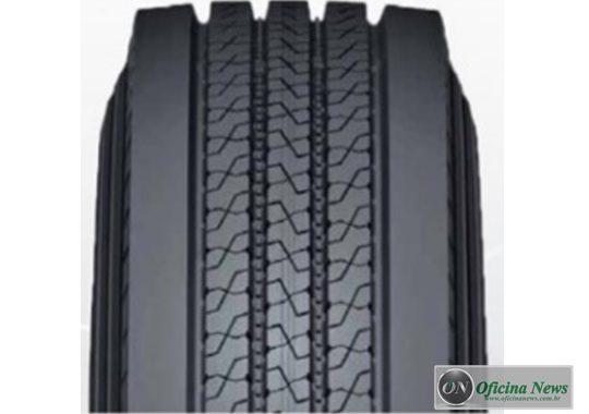 Dunlop apresenta seu novo pneu para caminhões no Brasil