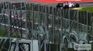 Charles Leclerc terminou entre os top 10 pela quinta vez em seis GPs e continua progredindo (Sauber)