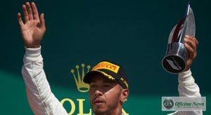 Hamilton: frustração de ser derrotado em casa e ver Vettel aumentar a liderança no Mundial (Mercedes)