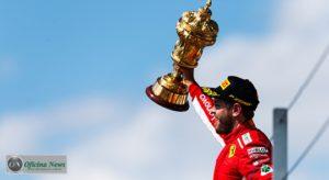 Primeiro triunfo de Vettel em Silverstone foi resultado amargo para Hamilton e a Mercedes (Ferrari)