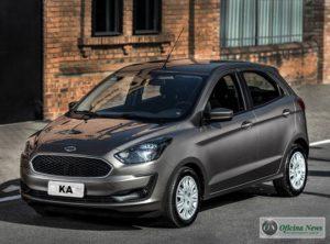 Ford apresenta a linha completa do Ka 2019 reestilizado