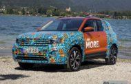 Volkswagen amplia seu catálogo de SUVs com o novo T-Cross