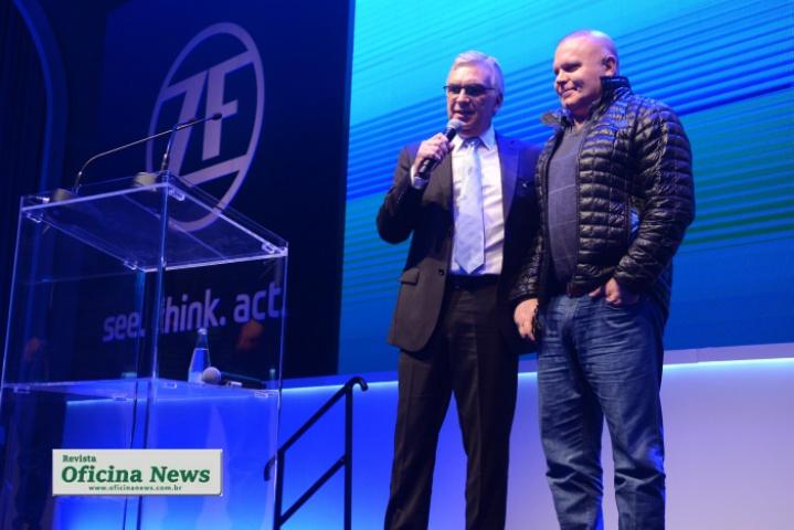 ZF Aftermarket fecha parceria exclusiva com o TruckPad