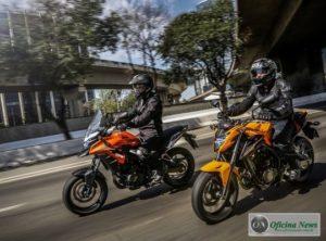 Honda CB 500X e CB 500F ganham cores novas em linha 2019