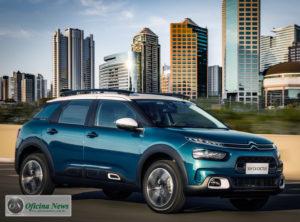 Novo SUV Citroën C4 Cactus chega às concessionárias do país