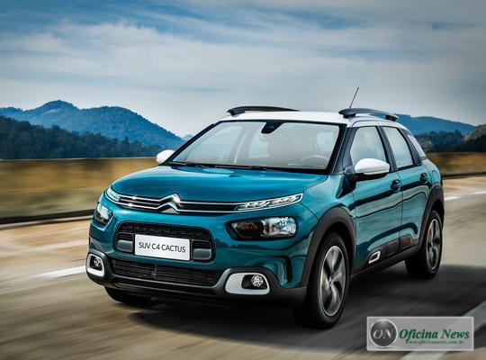 """Citroën realiza entre 7 e 14 de novembro sua """"Cactus Week"""""""