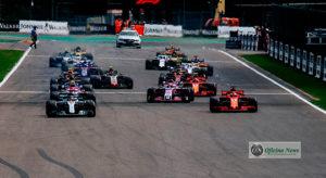 A largada em Spa-Francorchamps é tão aguardada quanto a do GP de Mônaco (Ferrari)