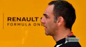 Cyril Abiteboul também defende a manutenção dos motores atuais e otimizar o investimento da Renault (Renault Sport F1)