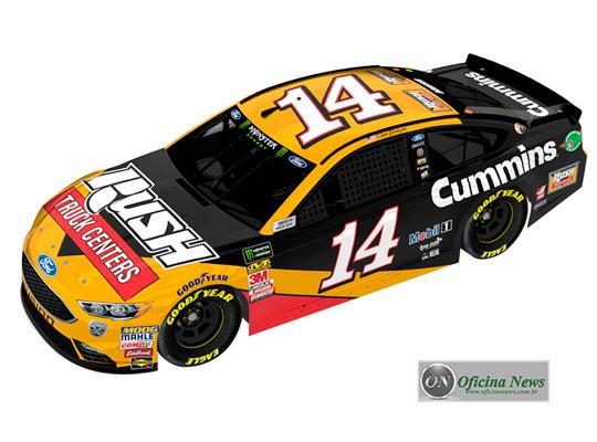 Cummins Inc. retorna ao automobilismo na Monster Cup NASCAR