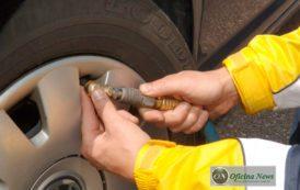 A importância de fazer a revisão dos pneus após as férias
