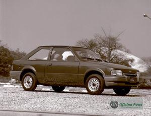 Ford Escort comemora 35 anos de seu lançamento no Brasil