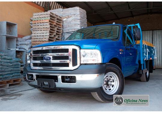 Ford anuncia oferta dos caminhões Série F com taxa zero