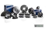 Nakata lança pastilhas de freio para veículos da Volkswagen
