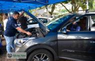 Hyundai faz inspeção veicular gratuita em Mogi das Cruzes