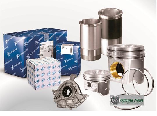 Motorservice lança novos produtos Kolbenschmidt e Pierburg
