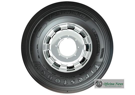 Firestone lança o pneu radial FS440 para segmento rodoviário