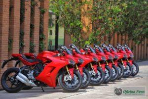 Nova Ducati Supersport S é lançada no mercado brasileiro