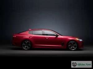 Kia apresenta o novo sedã esportivo Stinger GT no Brasil