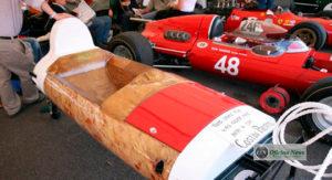 Protos: pproposta de F2 com chassi de madeira, em 1970, não vingou (auto-retro)