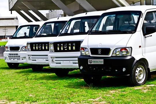 Effa Motors planeja expandir sua linha de veículos no Brasil