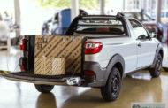 Fiat Strada completa 20 anos de seu lançamento no mercado