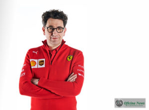 Mattia Bignotto é antagonista de Arrivabene na luta pelo controle da Scuderia (Ferrari)