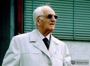 Enzo Anselmo Ferrari (1898-1988) fundou a única equipe presente em todas as temporadas de F-1 (Ferrari)
