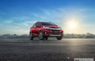 Linha 2019 do SUV compacto Honda WR chega às concessionárias
