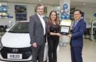 Hyundai celebra 1 milhão de HB20 e Creta vendidos no Brasil