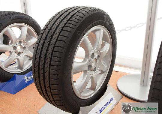 Novo pneu de passeio MICHELIN Primacy 4 chega ao mercado