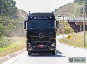 Mercedes-Benz e a Cervejaria Ambev anunciam parceria