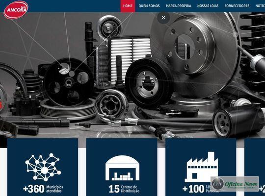Rede ANCORA estreia o seu novo site e nova identidade visual