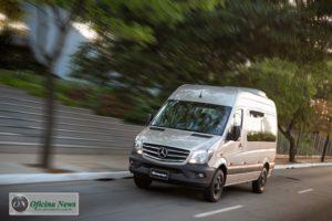 Mercedes-Benz apresenta edição exclusiva da van Sprinter