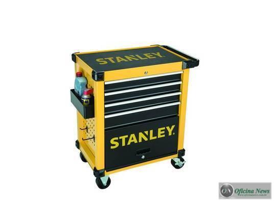 Stanley oferece meios para organizar ferramentas em oficinas