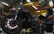 Fábrica 6 da Triumph atinge marca de 25 mil motos montadas